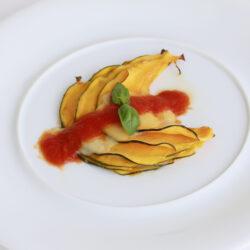 野菜のミルフィーユロースト カボチャ