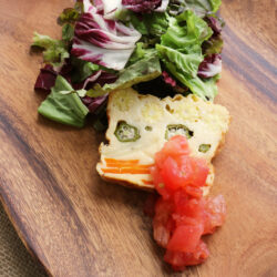 彩り野菜のガトーインビジブル
